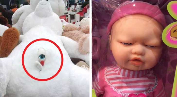 18 toys so disturbing that they should not even be displayed on store shelves!