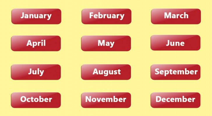 In which month of the year were you born? According to science, here is what impact it has on your character!