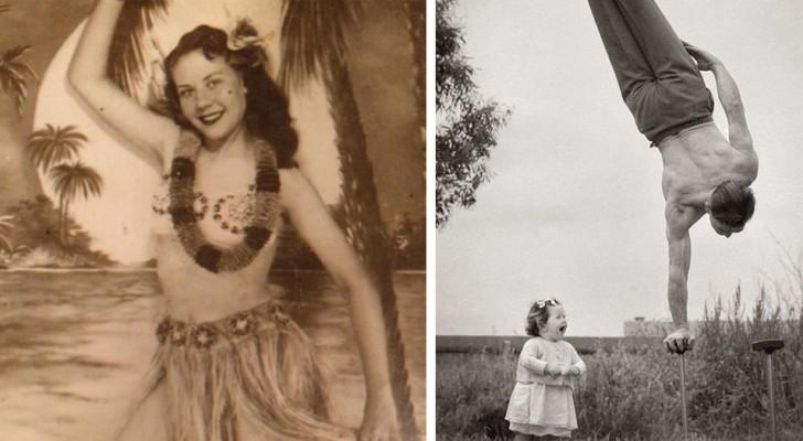 15 foto's die ons laten zien dat vorige generaties ongetwijfeld meer stijl hadden dan die van vandaag