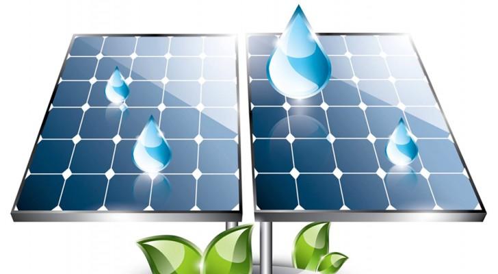I ricercatori cinesi creano un pannello solare