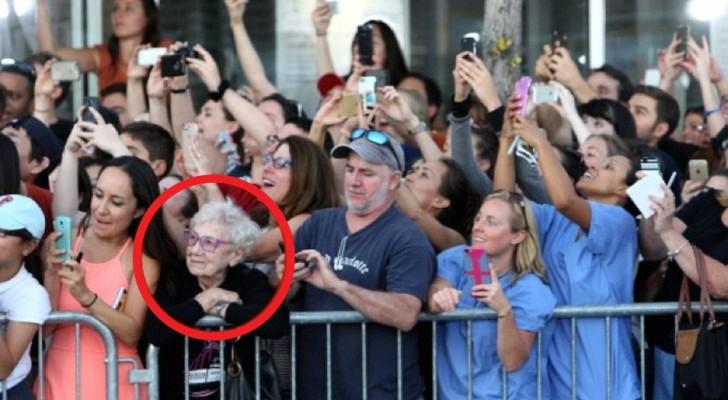 Estamos perdiendo la capacidad de disfrutar momentos importantes - Esta foto lo pone claro