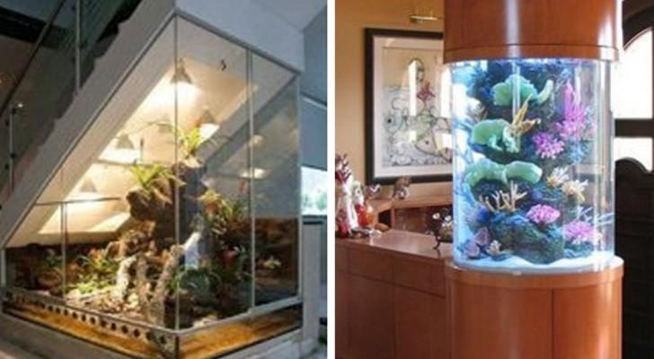 23 dos aquários mais espetaculares que alguém pode criar!