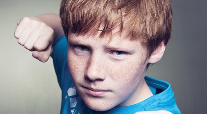 Jong en gewelddadig: volgens een expert komt dat probleem door de toewijding van ouders en een gebrek aan 'NEE'