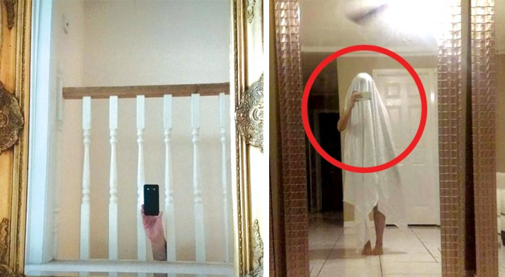 31 times when people have sold a mirror while making the photo of the ad unforgettable!