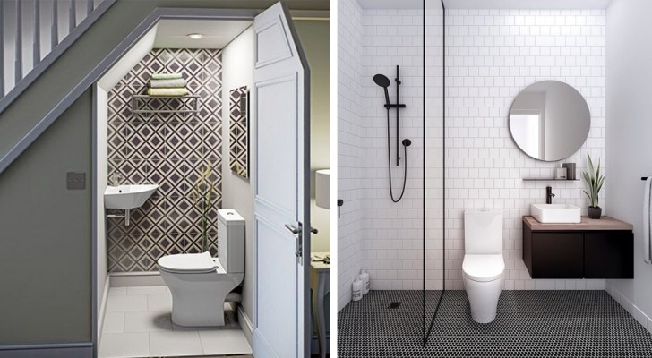 34 wonderful ideas to turn a tiny bathroom into the best room in the house!