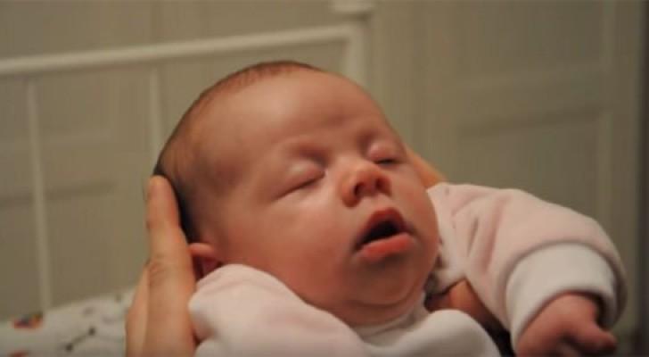 Dit is de bijzondere Oomba Loompa methode die baby's in een oogwenk in slaap laat vallen