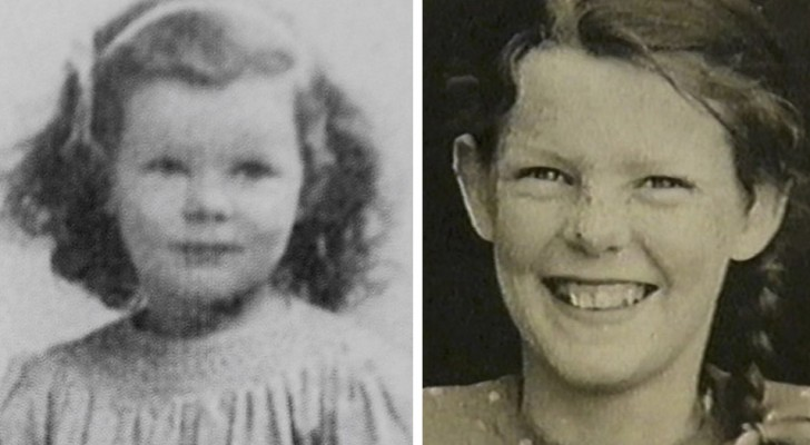She was abandoned in a bush at 9 months of age and to discover the truth it will take 80 years!