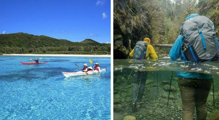 14 luoghi che gli appassionati di acque cristalline non dovrebbero mancare di visitare
