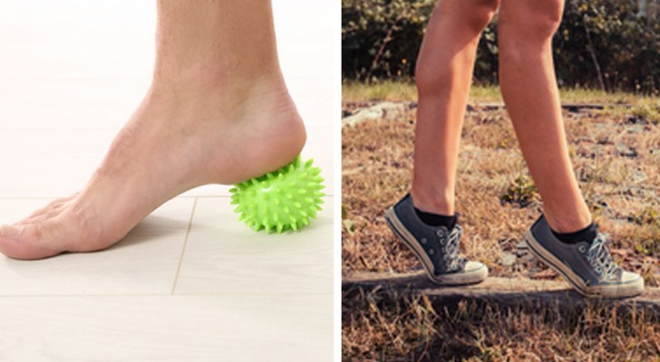 If your legs, feet or hip cause you to suffer then here are 6 exercises to eliminate pain