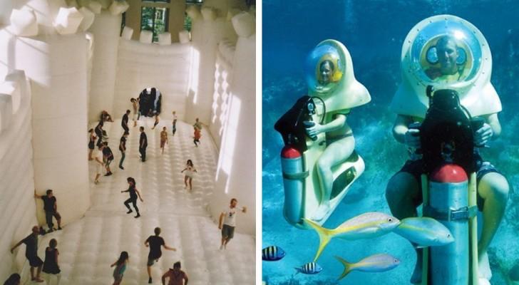 Parque de diversões para adultos: algumas das atrações mais épicas do mundo!