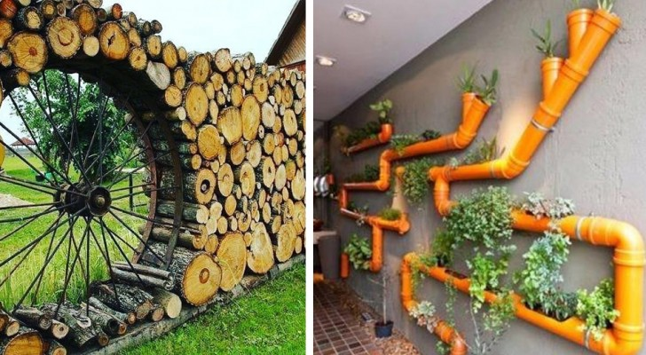 Algumas ideias para a sacada, o terraço ou para o jardim que você vai amar!