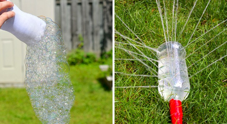 16 original do-it-yourself ideas with plastic bottles that will come in handy all year round