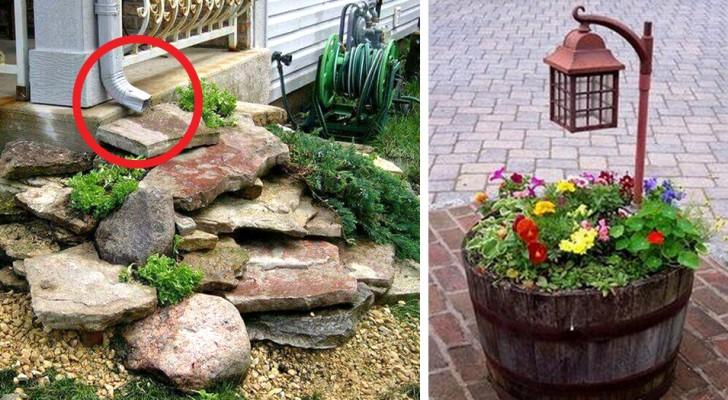 26 idées pour transformer votre jardin ou votre cour en un petit coin de paradis.
