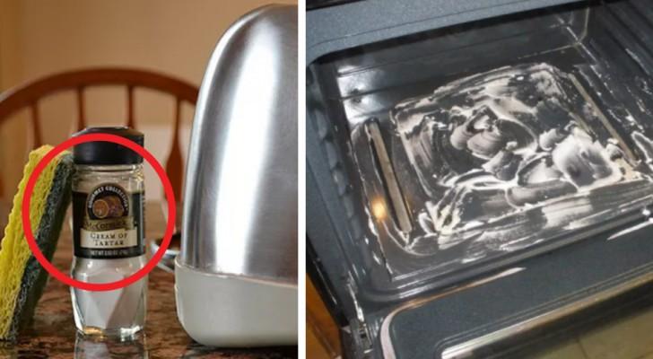 13 tricks för att städa köket noggrant som du aldrig har gjort tidigare