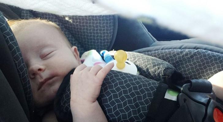 Ihr Tochter stirbt fast nach einer Autofahrt: Sie beschließt alle anderen Eltern zu warnen