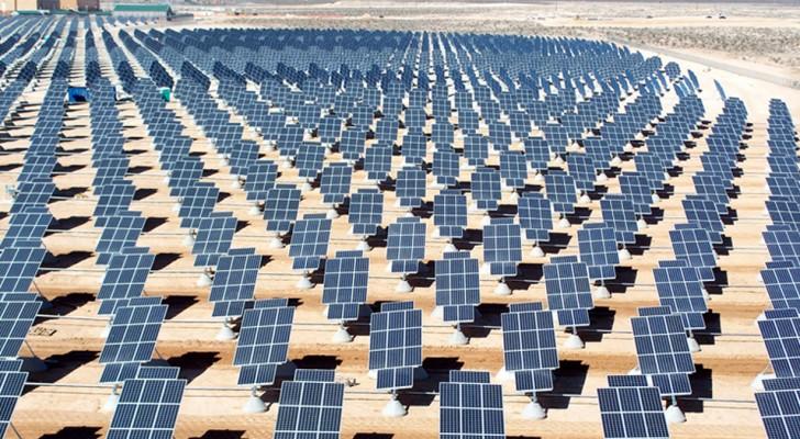 Il Marocco costruisce un impianto solare grande quanto Parigi: cambierà il modo di produrre energia del mondo