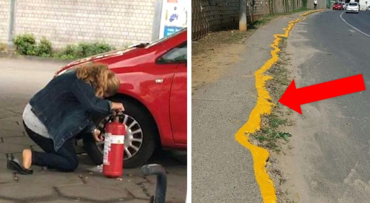 25 crazy gestures of people who are equally crazy!