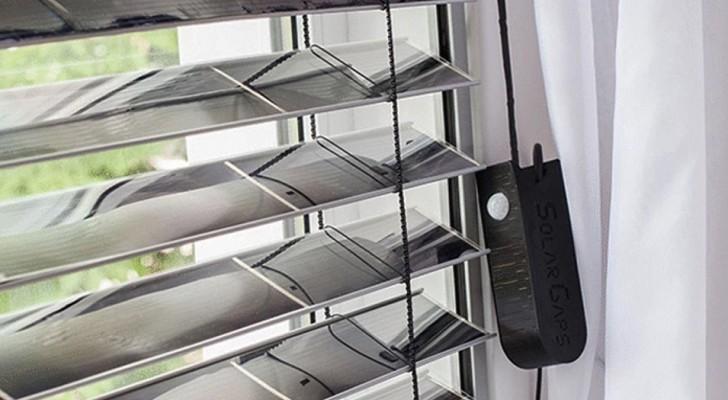 Un 39 azienda crea le prime tapparelle intelligenti che for Crea la tua casa