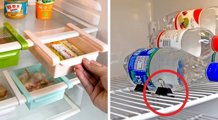 20 ingenious tips to better organize your refrigerator and make life easier