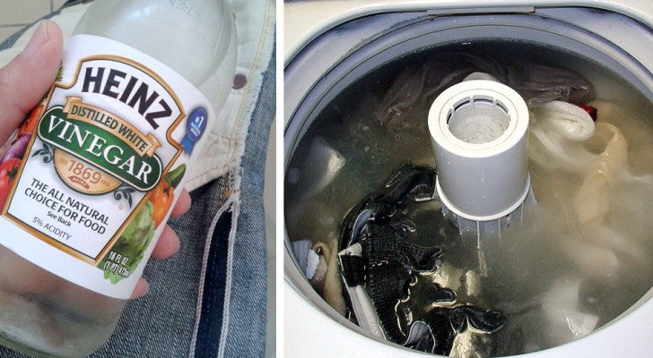 10 gute Gründe, Essig bei jeder Benutzung der Waschmaschine zu verwenden