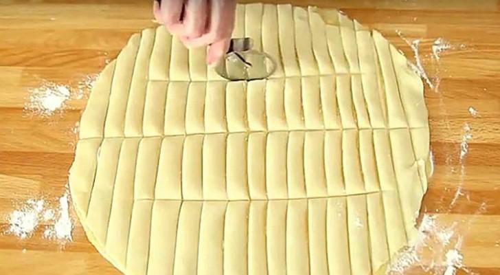 Äppelstrudel fyllda med äpple: detta läckra recept är gjort på rekordtid