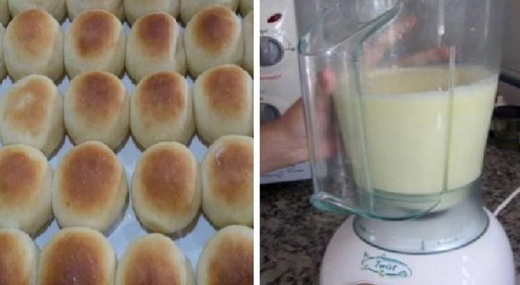 Des sandwichs faits avec un mixeur : une recette d'une simplicité embarrassante qui séduira toute la famille.
