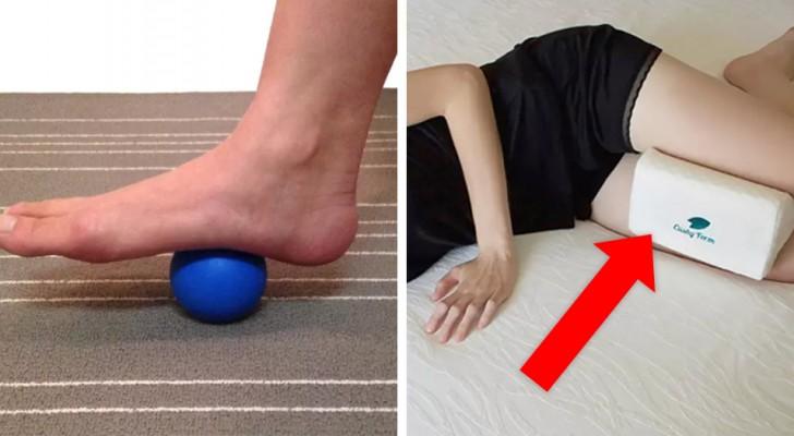 13 oggetti con cui puoi dire addio al mal di testa, ai dolori muscolari e a quelli articolari
