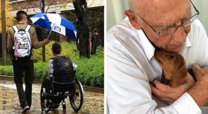 20 photos that tell a story that will make you shed a few tears