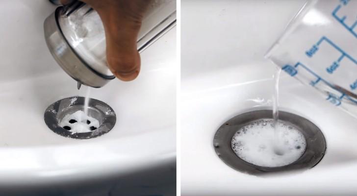Como drenar el desague en menos de un minuto: un metodo simple y natural
