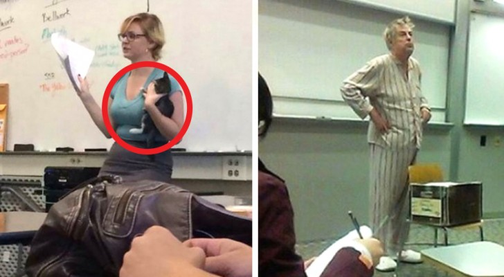 21 of the most memorable teachers we all would have liked to have had!