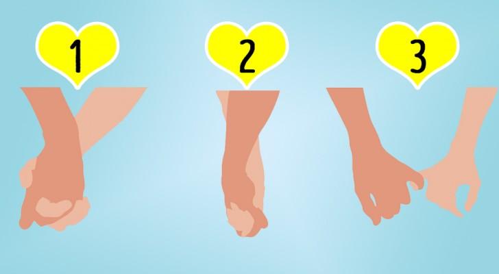 Il modo in cui tu e il tuo partner vi tenete la mano rivela molto della vostra relazione