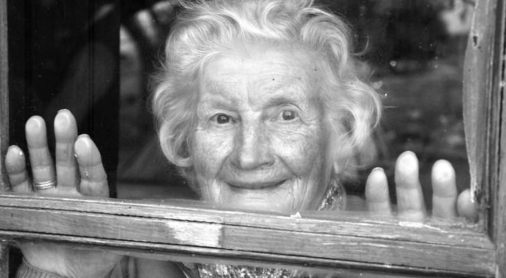 Een oma stuurt een droevige brief naar een krant: na het lezen, wil je de jouwe omhelzen!