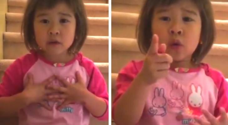 Mamma en pappa maken voor de zoveelste keer ruzie: het 6-jarige meisje
