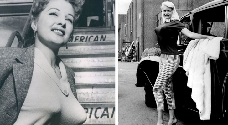 Bullet bra: the bizarre underwear that every woman wanted to have in the '40s and' 50s