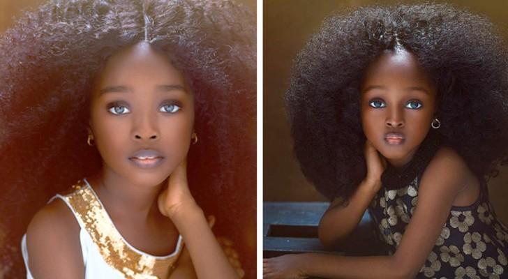 Una fotografa nigeriana ritrae la bellezza unica delle persone: ogni scatto vi toglierà il respiro