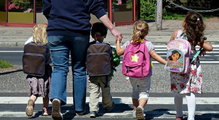 Fotos vom ersten Schultag: Hier sind die Risiken, die mit dem Teilen in sozialen Netzwerken verbunden sind