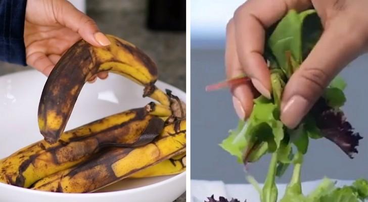 Dies sind die Tricks, die Sie kennen müssen, um Lebensmittel länger frisch zu halten