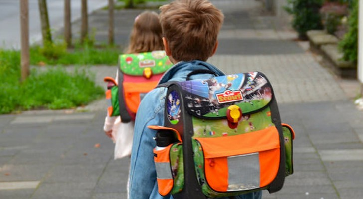 Wenn Ihr Kind Angst vor der Schule hat, sind dies die Vorschläge, um seine Ängste zu überwinden