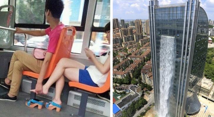 28 cose bizzarre che solo in Asia possono accadere