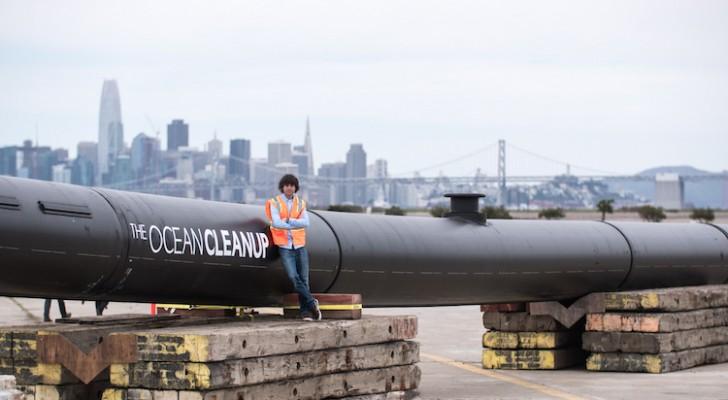 La più grande operazione di pulizia degli oceani sta finalmente per iniziare: ecco tutti i dettagli