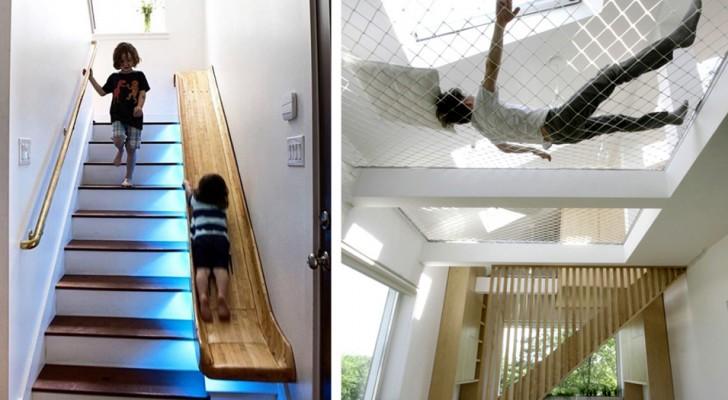 19 geniali idee di design che possono trasformare una comune abitazione in un luogo unico e speciale
