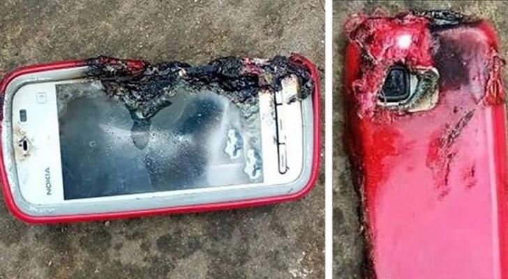 Batterijen van mobiele telefoons zijn heel krachtig: hier zijn 6 dingen die je NIET moet doen om onaangename gevolgen te voorkomen