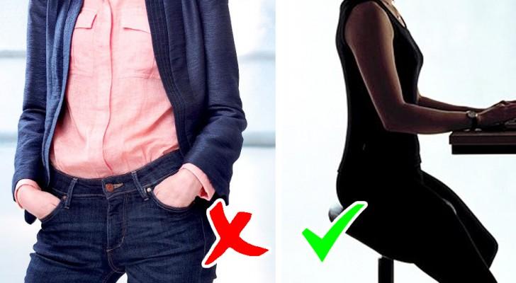 6 Tricks um die Körpersprache zu lenken und immer einen guten Eindruck zu hinterlassen