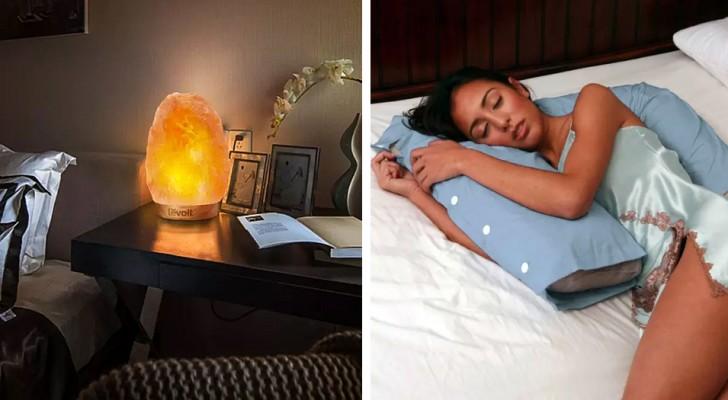22 objetos salva-sueño que querras de inmediato tener en tu casa
