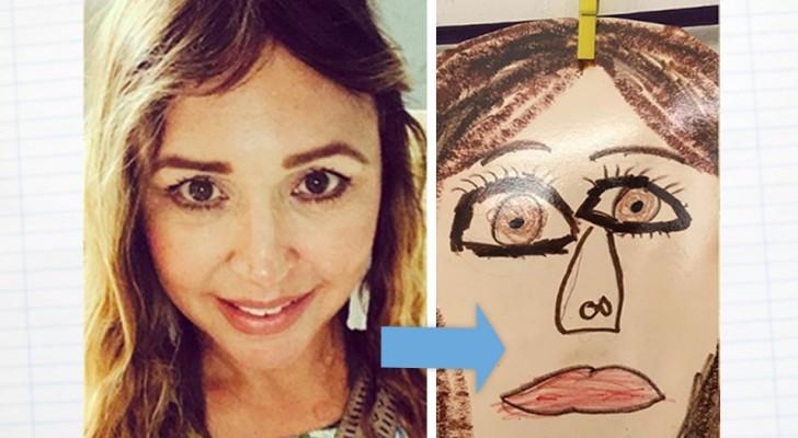 20 disegni di bambini che i genitori non avrebbero mai voluto vedere