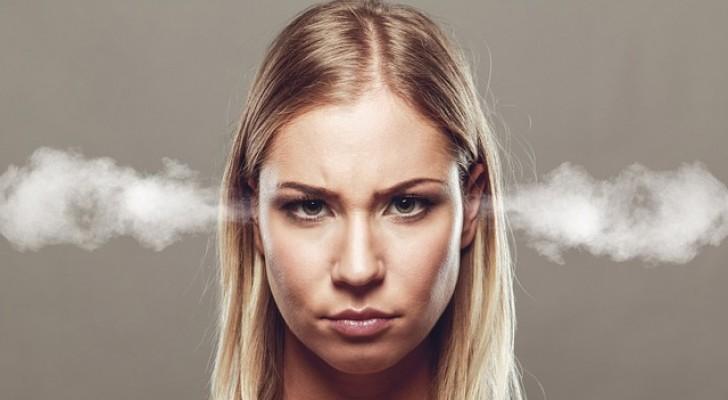 Vrouwen die snel boos worden zijn intelligenter en hebben meer geheugen