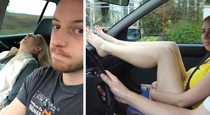8 cose molto pericolose che facciamo tutti i giorni in macchina senza saperlo