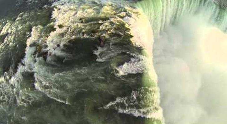 Les chutes du Niagara, quelle émotion!