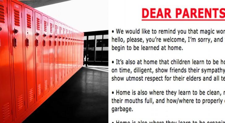 Questa scuola ha
