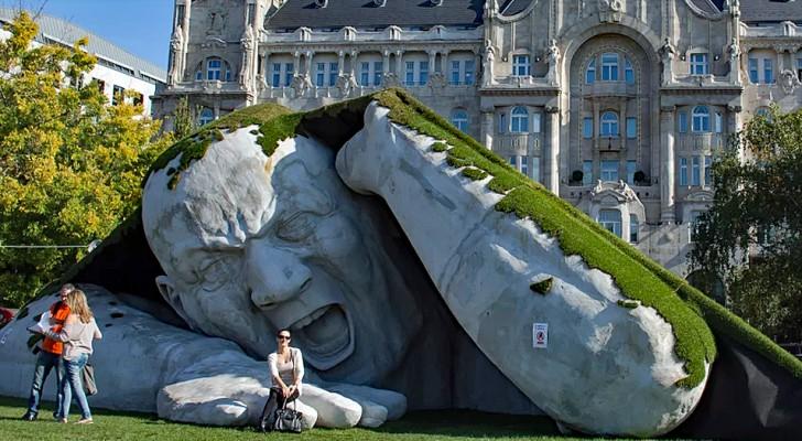 17 sculture creative davanti alle quali è impossibile restare indifferenti